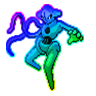 Rainbow Deoxys